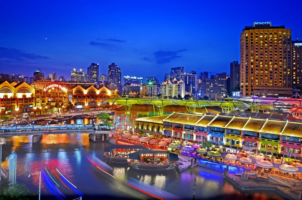 Top Sights to see Clarke Quay
