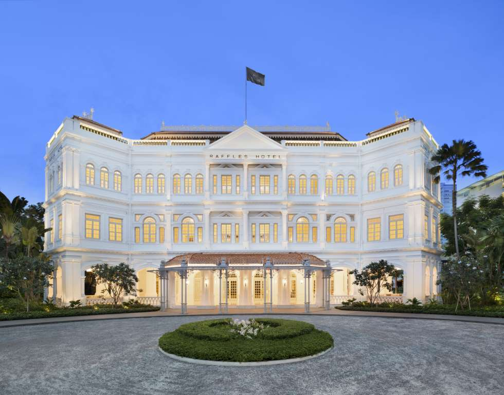 Top Sights to See Raffles Hotel