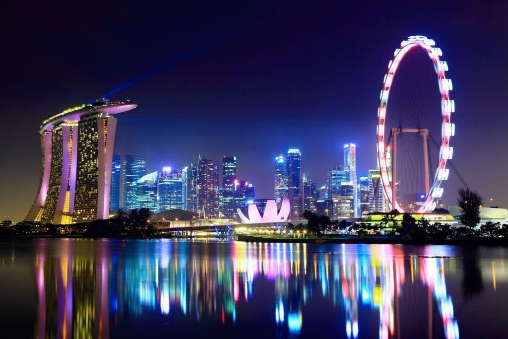 Top Sights to see Marina Bay