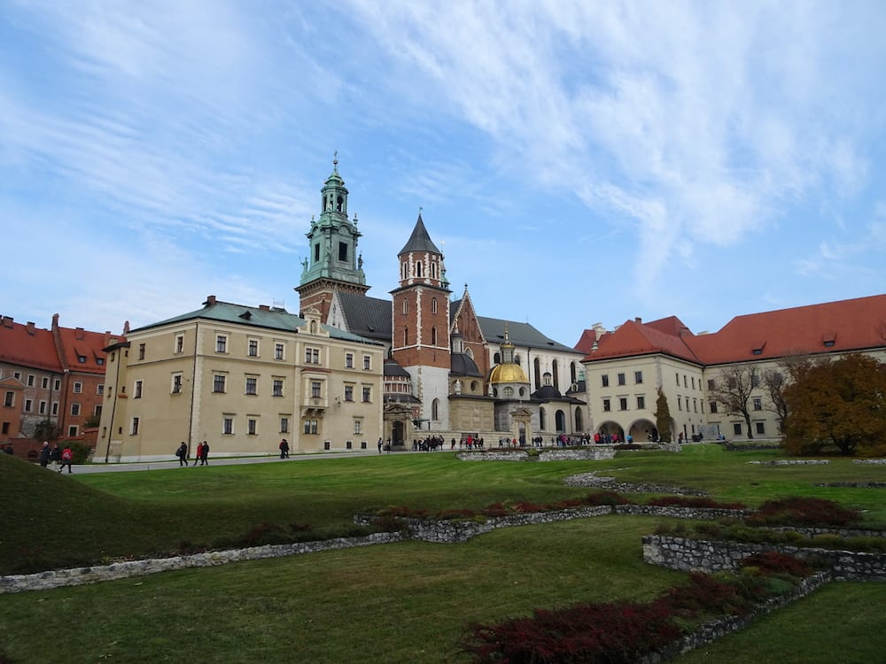 Best things to do in Krakow Wawel Hill and Castle Krakow, Poland