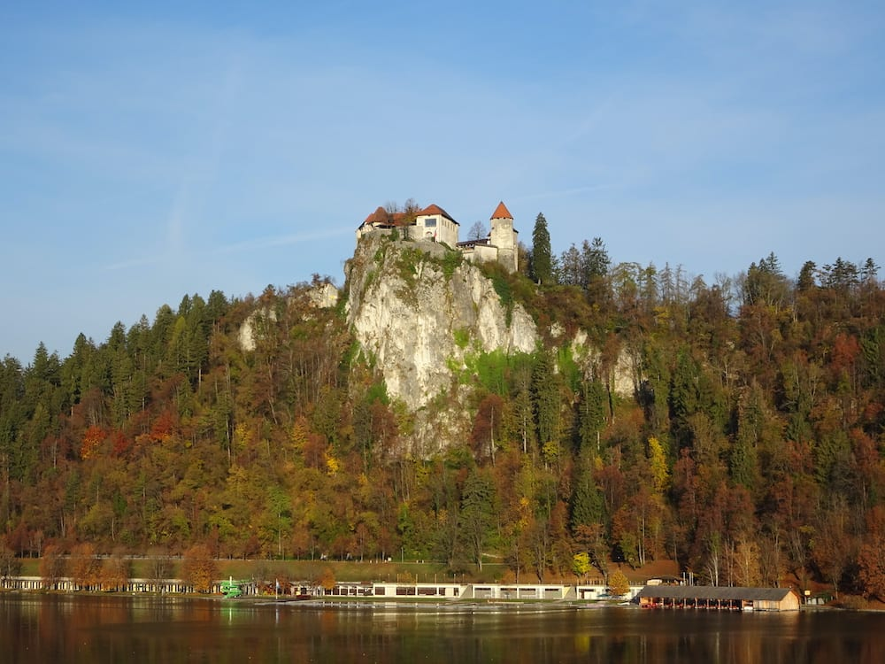 Top things to do in Slovenia Bled Castle