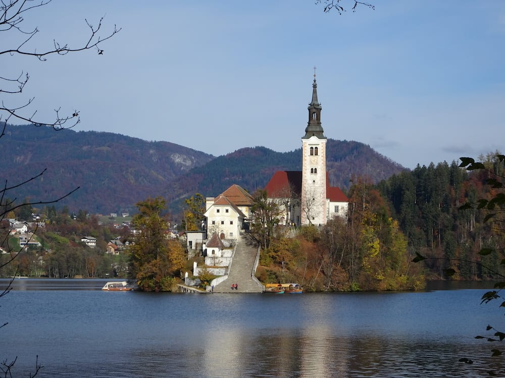 Best things to do in Slovenia Bled Island