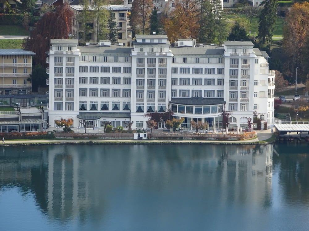 Grand Hotel Toplice, Lake Bled