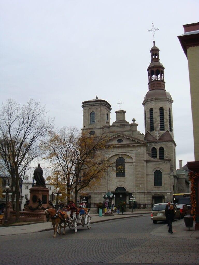 Basilica of Notre Dame de Quebec