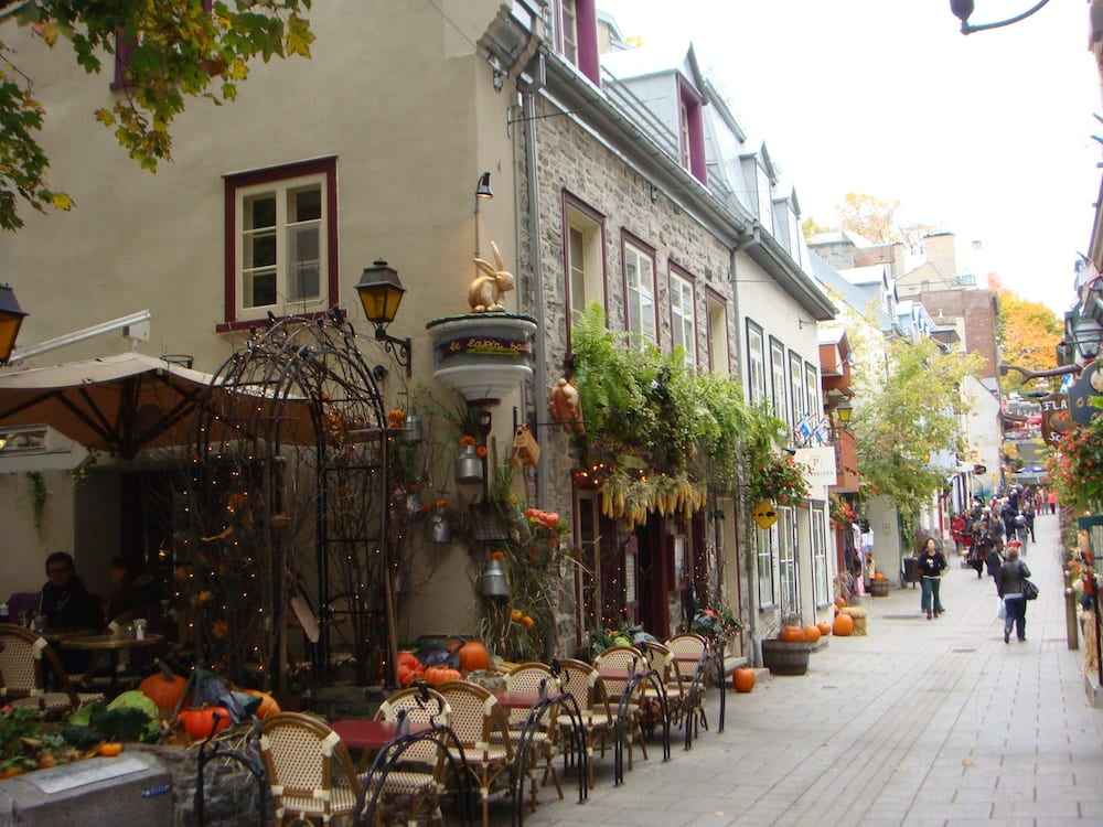 Lapin Saute Quebec City