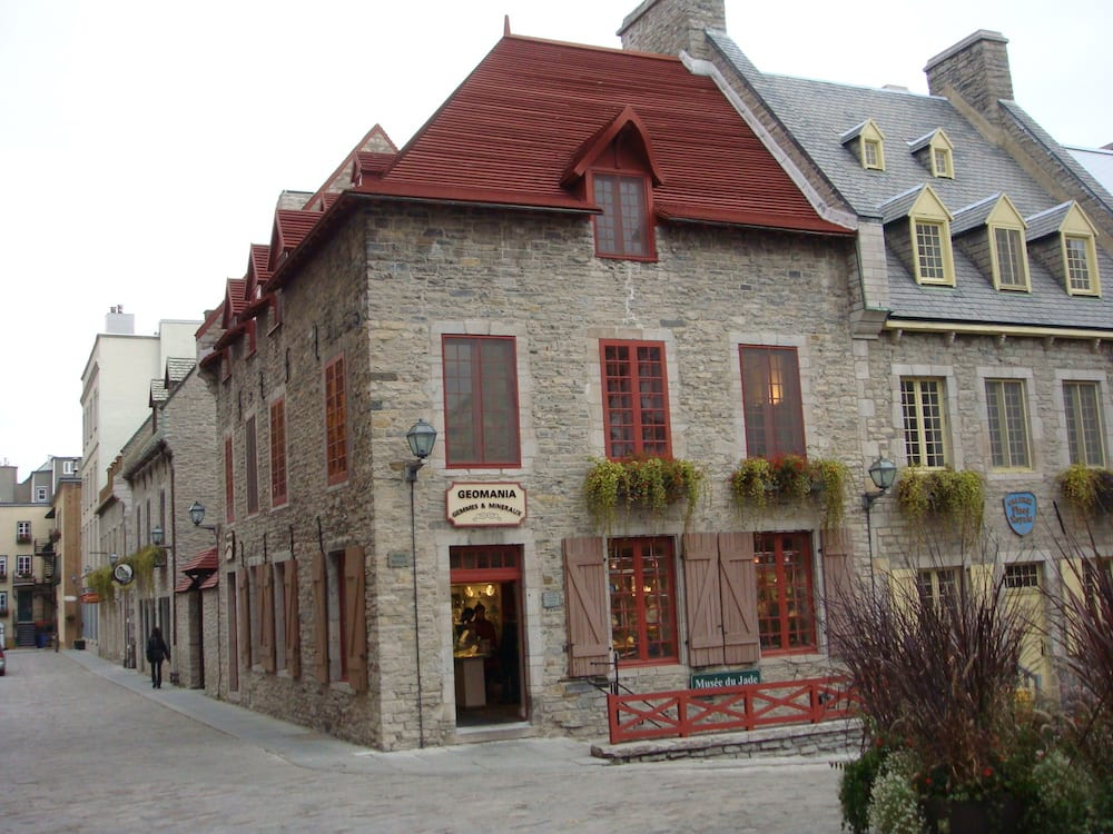 Geomania Quebec City