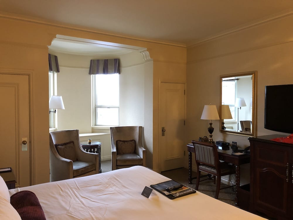 Chateau Frontenac Room