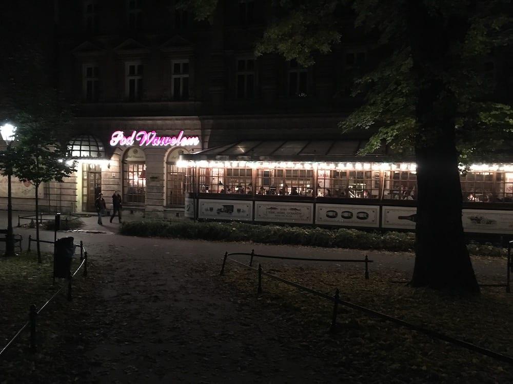 Best Restaurants in Krakow Pod Wawelem