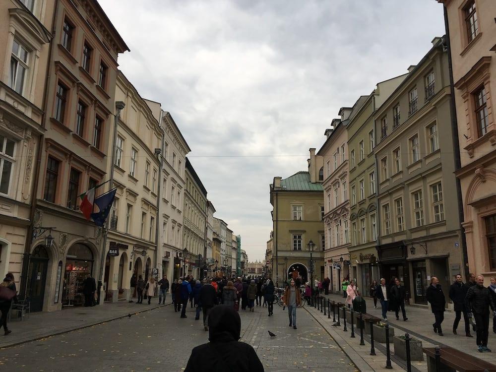 Royal Road Krakow Poland