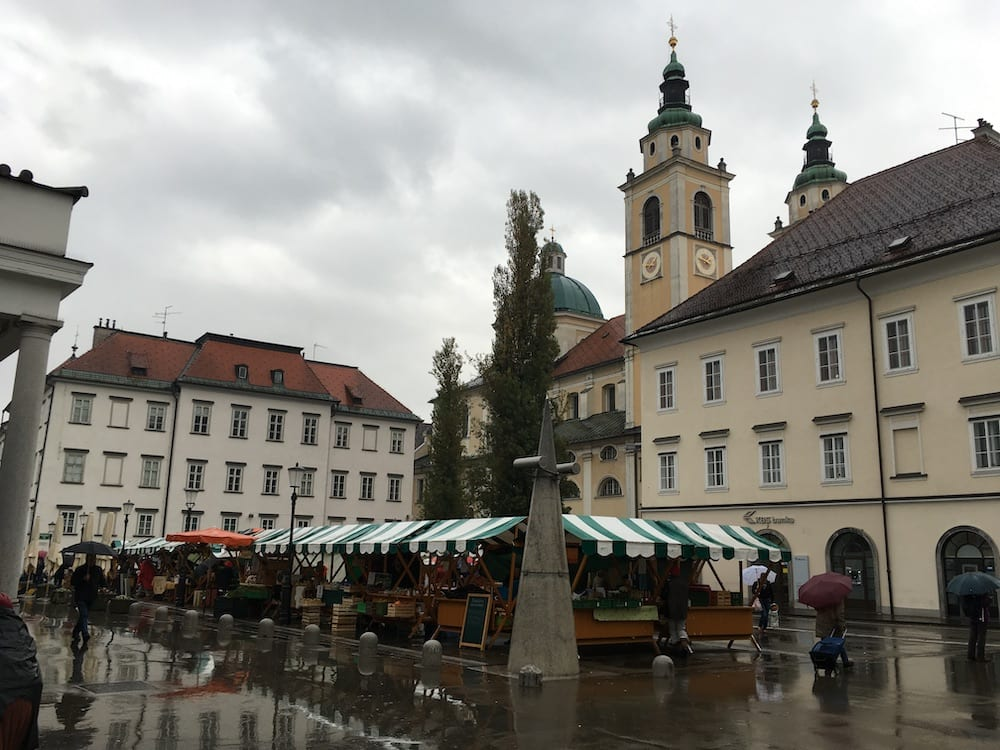 Market slovenia