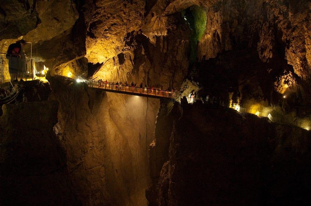 Škocjan_Caves Slovenia