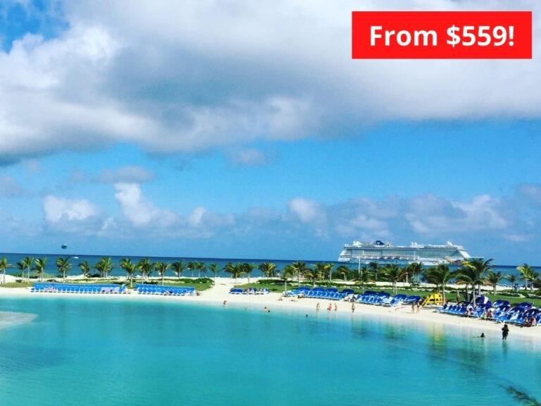 Great Stirup Cay, Bahamas