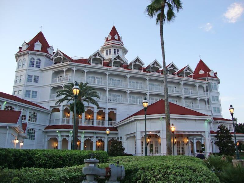 Money Saving Tips Disney Grand Hotel