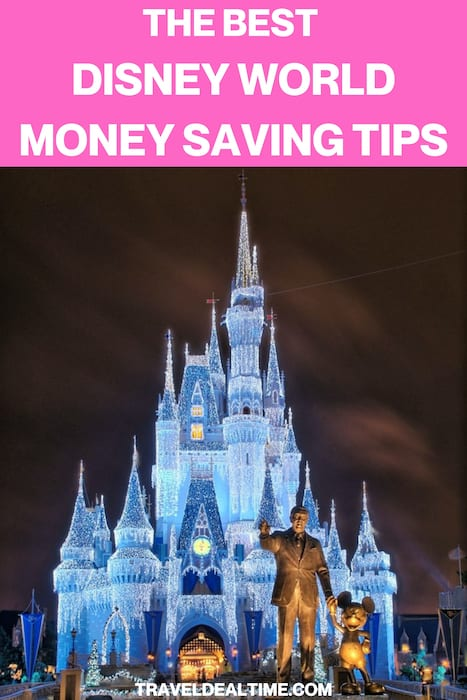 Best Disney World Money Saving Tips