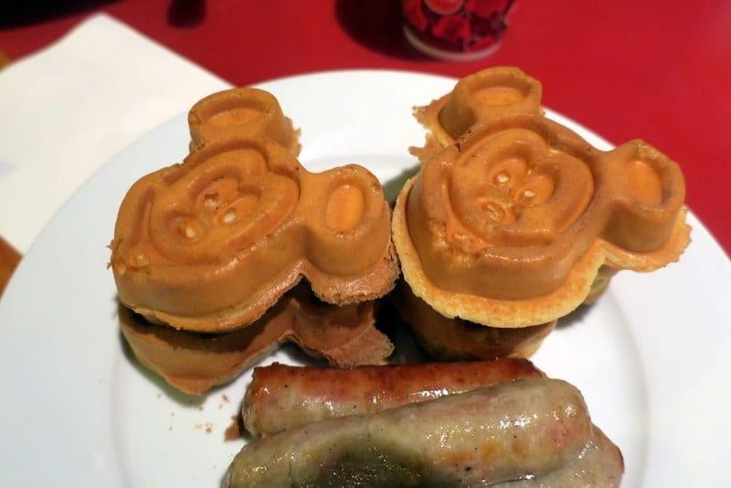 Money Saving Mickey Breakfast